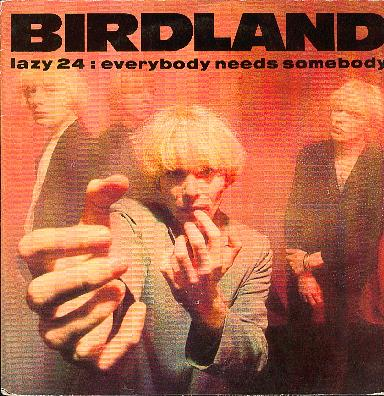 Birdland Everybody single